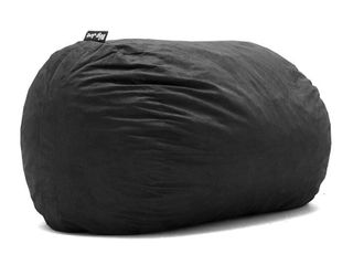Big Joe lux Black Extra large Bean filled Chair