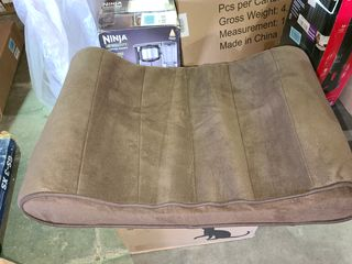 Brown pet bed 29 inch  super soft