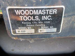 Woodmaster Belt Sander
