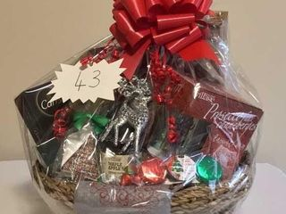 Party Inside Gift Basket