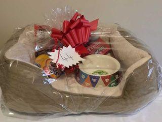 Furry Friend Dog Gift Basket