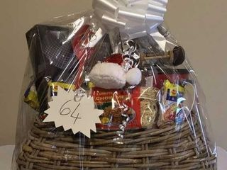let It Snow Rice Cooker Gift Basket