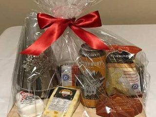 Cheese Delight Gift Basket