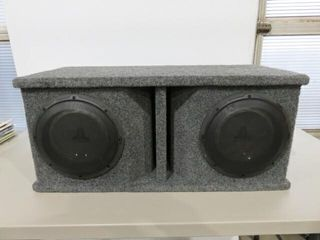 Jl Audio 10  Subwoofer Box