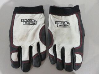 Pair of lincoln Electric Work Gloves  No Size