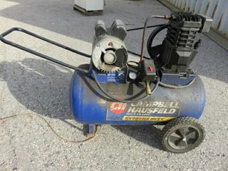 Campbell Hausfeld 5HP Port  Air Compressor