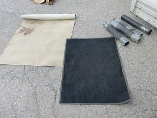 lot of Assorted Carpets