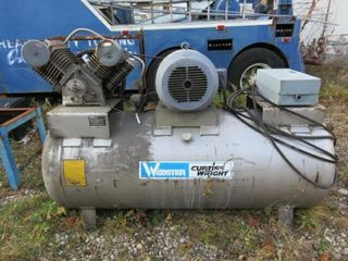 Webster 25HP Air Compressor