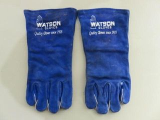 Watson leather Welding Gloves No Size