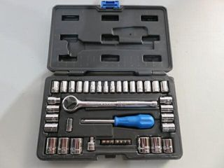 Mastercraft Socket   Driver Set