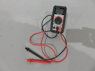 Mastercraft 052 0060 2 Multimeter