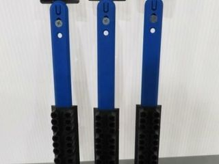 3  Industro 30 pce Bit Holder Rails