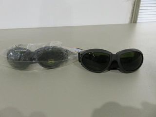 2  Pair of Power Fish Welding Goggles