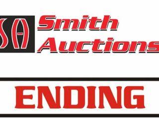 DECEMBER 21ST - ONLINE FIREARMS & SPORTING GOODS AUCTION