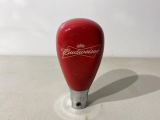 Budweiser Small Beer Tap Handle