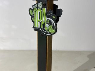 Mill Street West Coast Style IPA Tap Handle