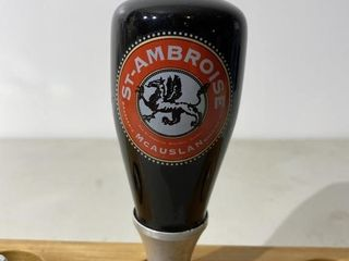 St  Ambroise Beer Tap Handle