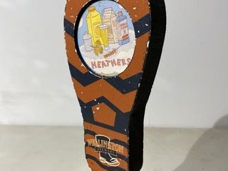Wellington Brewery Heathers Tap Handle
