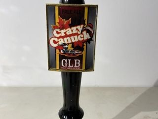 Great lakes   Crazy Canuck Tap Handle