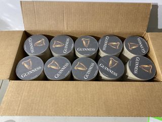 Guinness Coasters   Full Box