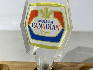 Molson Canadian Tap Handle