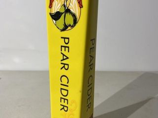 Grow a Pear Cider Tap Handle