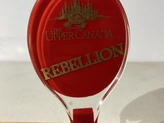 The Upper Canada Rebellion Tap Handle