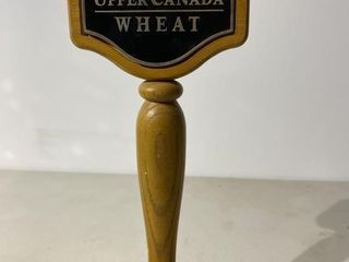 Upper Canada Wheat Tap Handle