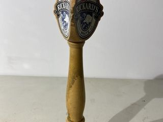 Rickards White Tap Handle