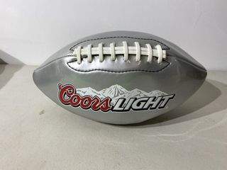 Coors light Football   Collectable