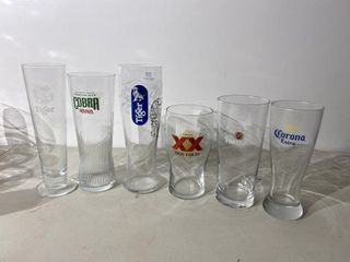 Resy Of the World Beer Glass Collection