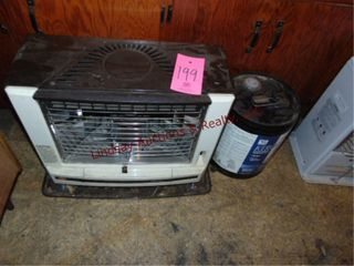 KeroSun sunstream heater   5gal bucket of
