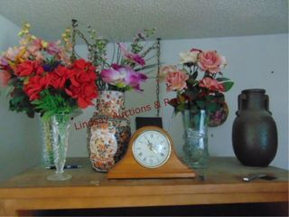 1 Quartz Westminster chime mantle clock