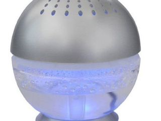 Unilution 75518 little Squirt Air Cleaner and Revitalizer  Silver