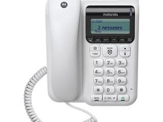 Motorolai1 2 CT610 Corded Telephone With Digital Answering Machine