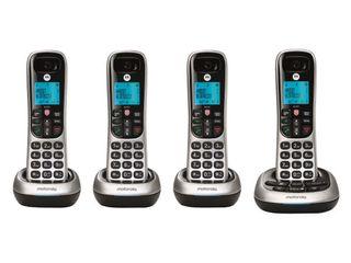 Motorola CD4014 Integrated Cordless  ITAD  4HS