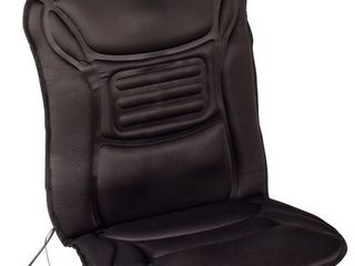 Relaxzen 6 Motor Seat Cushion Massager with Heat