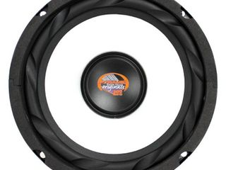 Pyramid WX65X 6 5 Inch 300W High Power White Injected P P  Cone Woofer