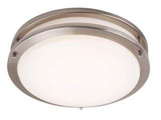 lED Flush Mount Ceiling light 14 D x 3 8 H