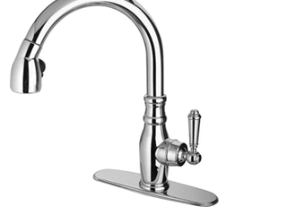 Handmade Old Fashioned Single Handle Pull Down Spray Kitchen Faucet  Retail 338 00
