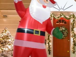 8ft Christmas Holiday Yard Inflatable Ornament