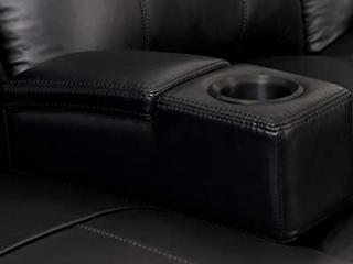 Octane Removable Armrest With Storage
