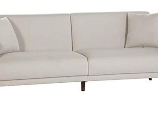 Bellona Functional Zigana Sofa in a Box light Gray