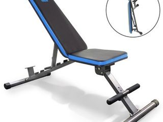 PROGEAR 1300 Adjustable Weight Bench with an Extended 800lb Capacity  Retail 135 99
