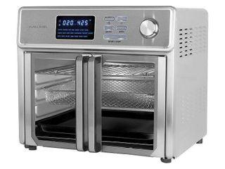Kalorik 26 Quart Digital Maxx Air Fryer Oven  Stainless Steel