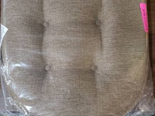 Gripper Non Slip 15  x 16  Omega Tufted Seat Cushions