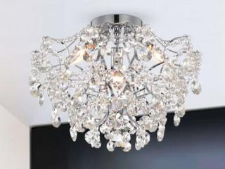 Dahlia Elegant Indoor 3 light lJ 4863