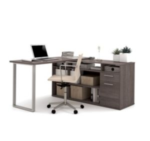 Bestar Solay l Shaped Desk  Retail 513 49