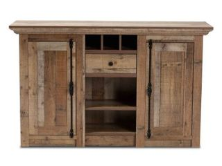 Baxton Studio Yosemile Oak Buffet