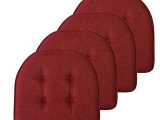 Sweet Home Collection Chair Cushion Memory Foam Pads